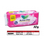 9590 Laurier Active Day 10's Sanitary Pads