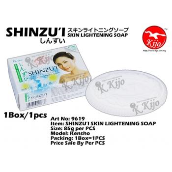 9619 SHINZU'I SKIN LIGHTENING SOAP - Kensho