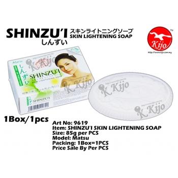 9619 SHINZU'I SKIN LIGHTENING SOAP - Matsu