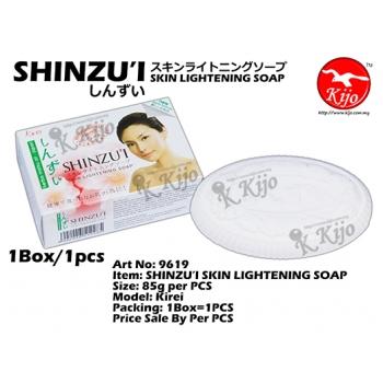 9619 SHINZU'I SKIN LIGHTENING SOAP - Kirei