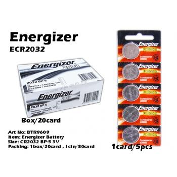 BTR9609 Energizer Battery