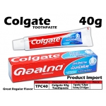 TPC40 Colgate Toothpaste Great Regular Flavor 40g
