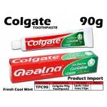 TPC90 Colgate Toothpaste Fresh Cool Mint 90g