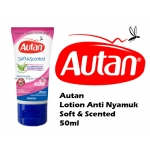 Autan Mosquito Repellent Lotion Soft & Scented