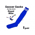 6616 High Grade Soccer Socks - Royal Blue