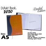 8496 Diary Book 2020 - A5 - Brown