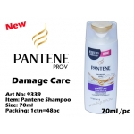 9339 Pantene Shampoo Damage Care 70ml