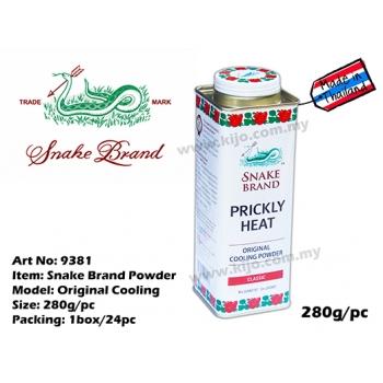 9381 Snake Brand Powder Cooling 280g