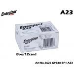 9626 Energizer 12V Alkaline Battery A23 / GP23A
