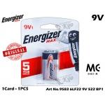 9583 Energizer Max 522 9V