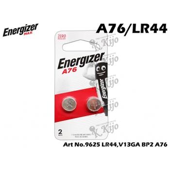 9625 Energizer 1.5V Alkaline Batteries A76 / LR44
