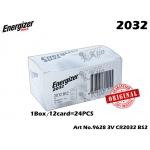 Energizer 2025 3V Lithium Battery BP2 CR2025 9631