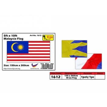1612 5x10ft Malaysia Flag*
