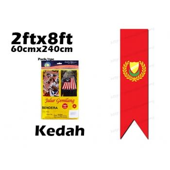 FM28 Kedah Cotton Flag