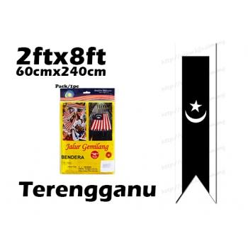 FM28 Terengganu Cotton Flag