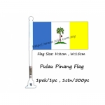 Pulau Pinang Spring Flag