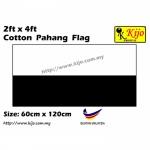 60cm X 120cm Cotton Pahang Flag