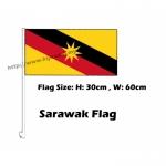 Sarawak Car Flag