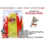 1871 World Cup 2018 String Flag*
