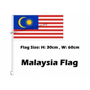 Malaysia Car Flag*