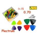 2834 0.70 Kapok Brand Plectrum