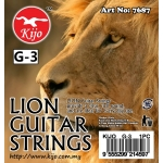 7687 Kijo Lion Guitar Strings G-3