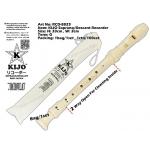 RCD-8823 KIJO Soprano / Descant Recorder