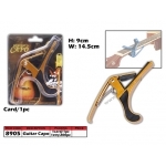 8905 Guitar Capo Gold