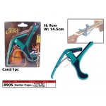 8905 Guitar Capo Green