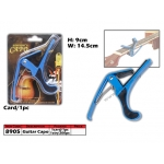 8905 Guitar Capo Blue