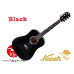 G9127 Kapok LD-14 Electric Guitar > Black