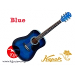 G9127 Kapok LD-14 Electric Guitar > Blue
