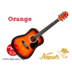 G9127 Kapok LD-14 Electric Guitar > Orange