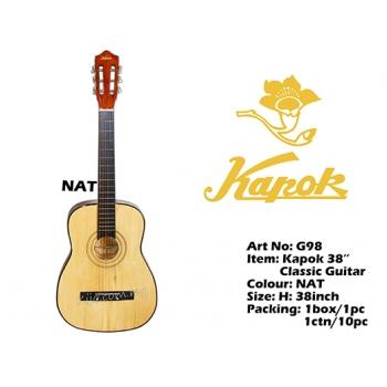 G-98 Kapok Guitar - NAT