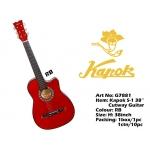 G7881-RB Kapok S-1 Cutway Guitar