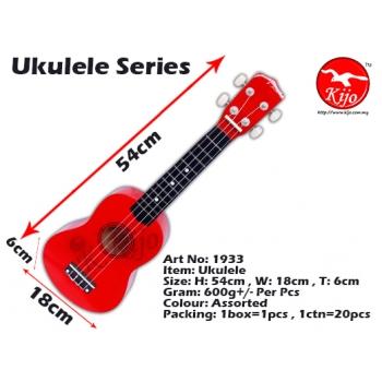 1933 Ukulele - RED