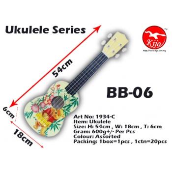 1934-C Ukulele -BB-06