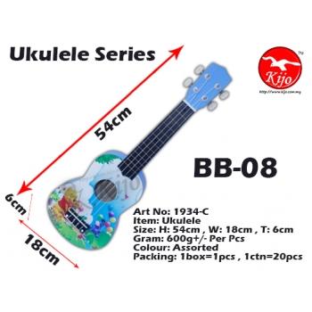 1934-C Ukulele -BB-08