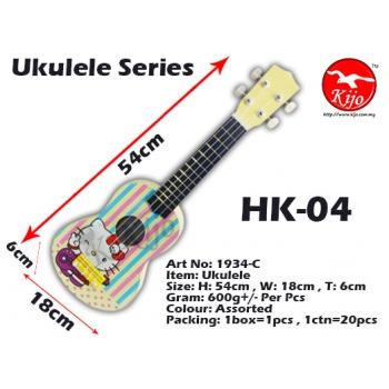 1934-C Ukulele -HK-04