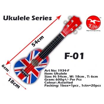 1934-F Ukulele -F-01