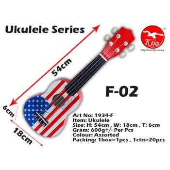 1934-F Ukulele -F-02