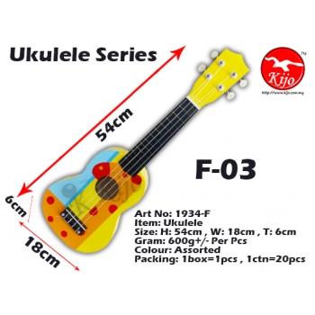 1934-F Ukulele -F-03