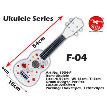 1934-F Ukulele -F-04