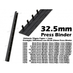1669 32.5mm Press Binder Comb