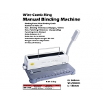 BM-2108 KIJO Manual Wire Binding Machine