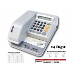 Electronic Check Writer Supplier