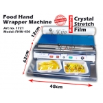 1721 Food Hand Wrapper Machine Model: FHW-450