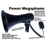 Power Megaphone Supplier