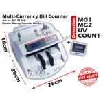 MC-2108D Money Counter World