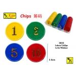 Mahjong Bargaining Chip